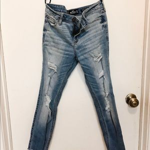 Hollister Classic Stretch Mid-RiseSuperSkinnyJeans